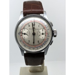 Baume & Mercier CHRONOGRAPH MANUAL YEAR 1950'S VERY RARE