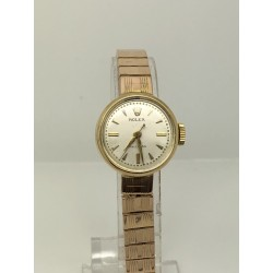 Rolex LADY 24MM FULL 18K GOLD VINTAGE YEAR 1950'S
