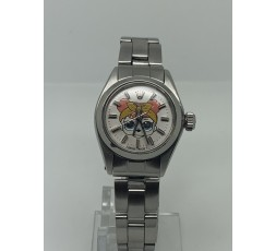 Rolex Oyster Perpetual 26MM AUTOMATIC LOL DIAL