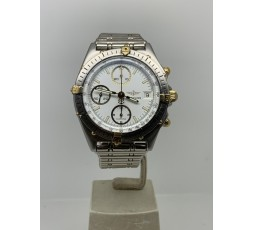 Breitling Chronomat 40MM WHITE DIAL PERFECT CONDITION
