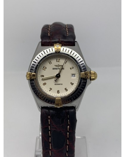 Breitling Callistino 28MM CREAM DIAL PERFECT CONDITION
