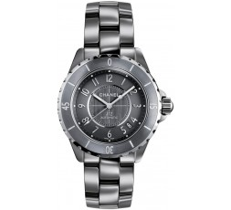 Chanel J12 Grey Ceramic 38mm With Papers